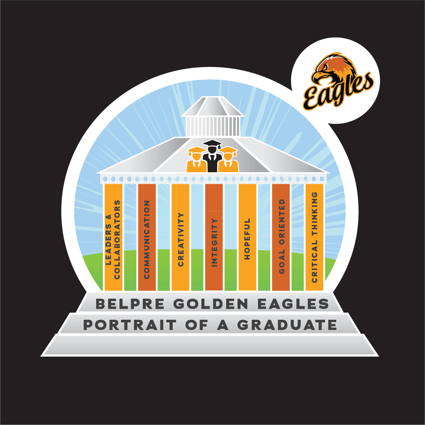 Portrait of Graduate