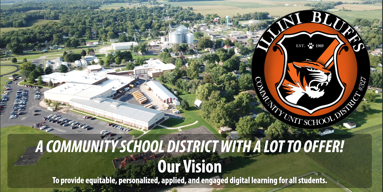 A community school district with a lot to offer