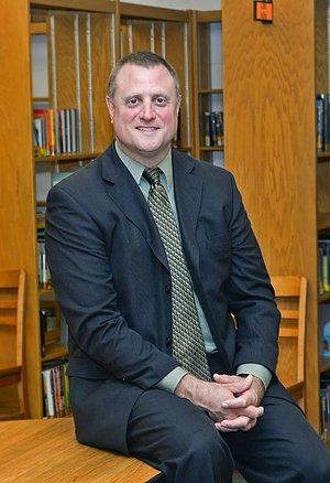 Dr. Roger Alvey, Superintendent
