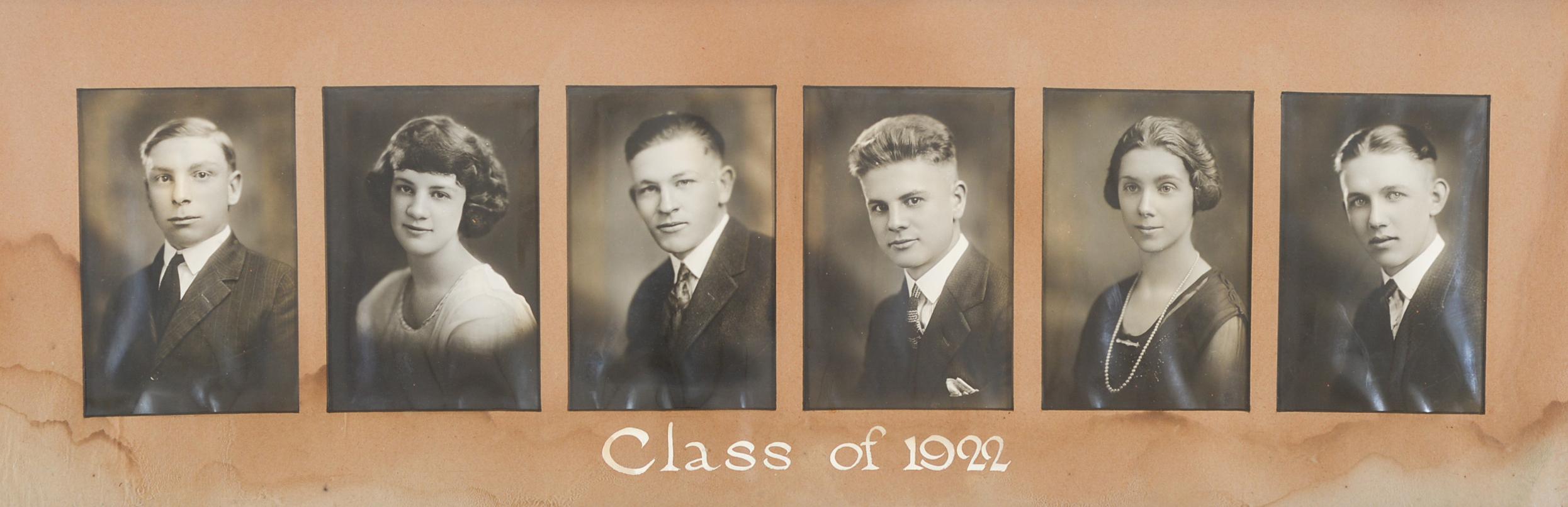 Class of 1922