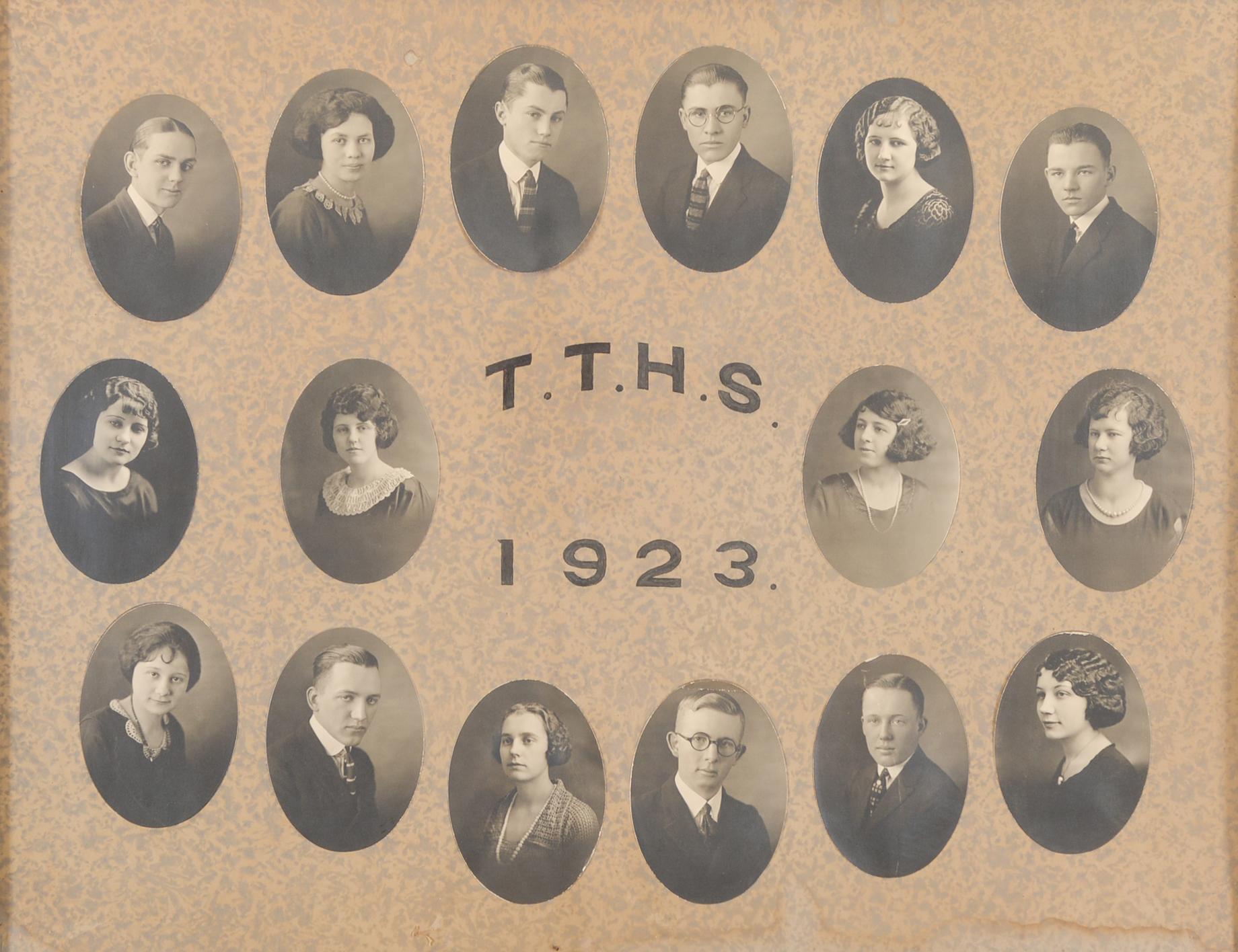 Class of 1923
