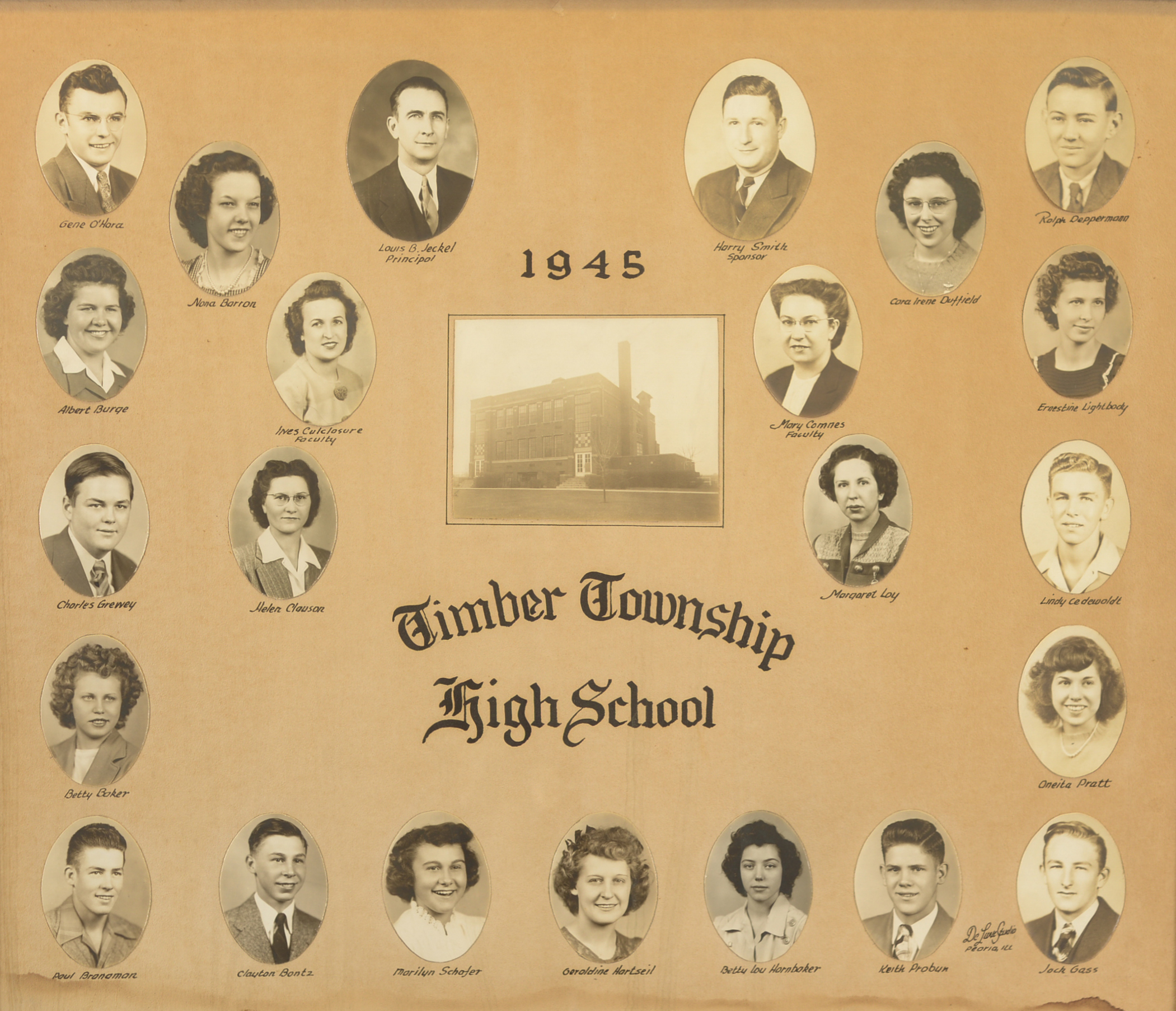 Class of 1945