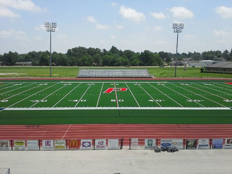 View from the Press Box #1