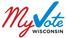 MyVote Wisconsin graphic