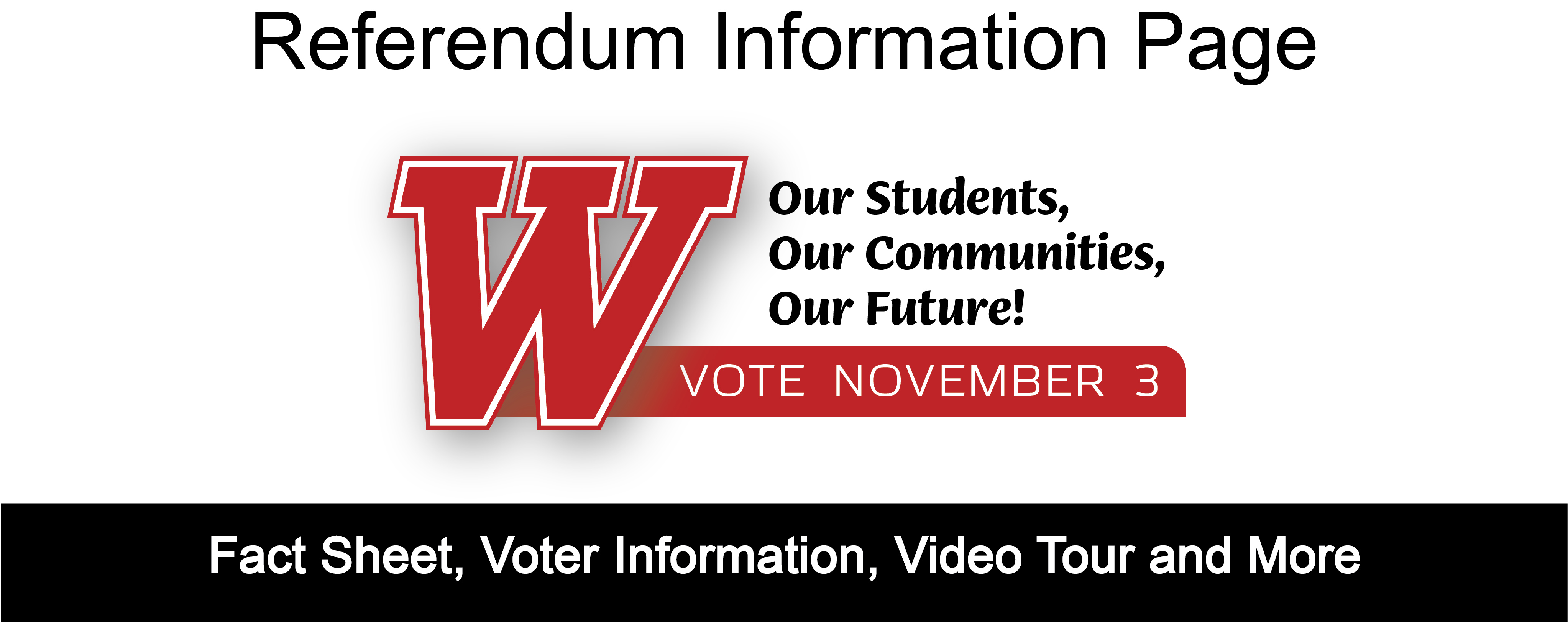 Referendum Information Graphic