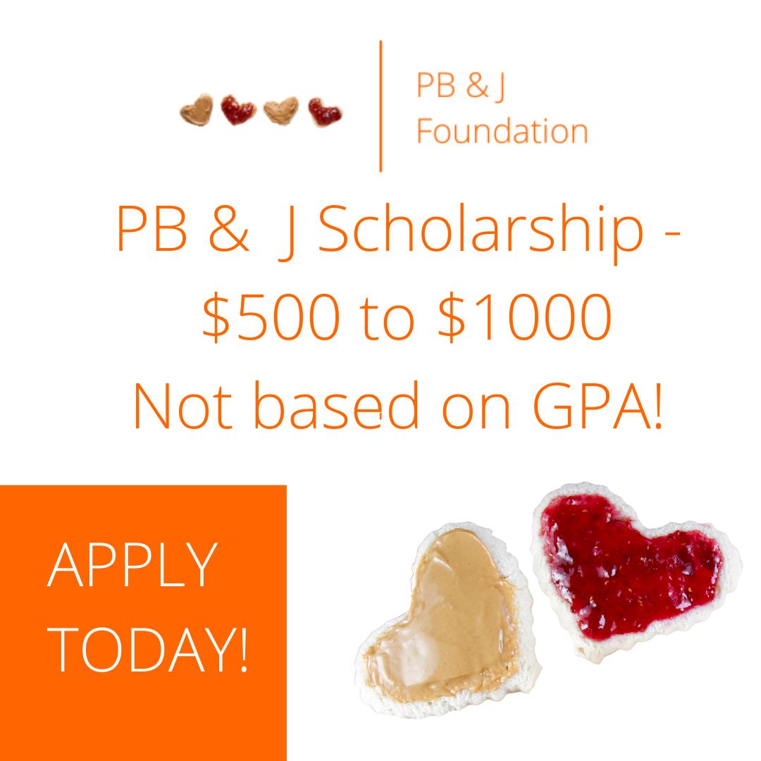 PB & J Scholarship