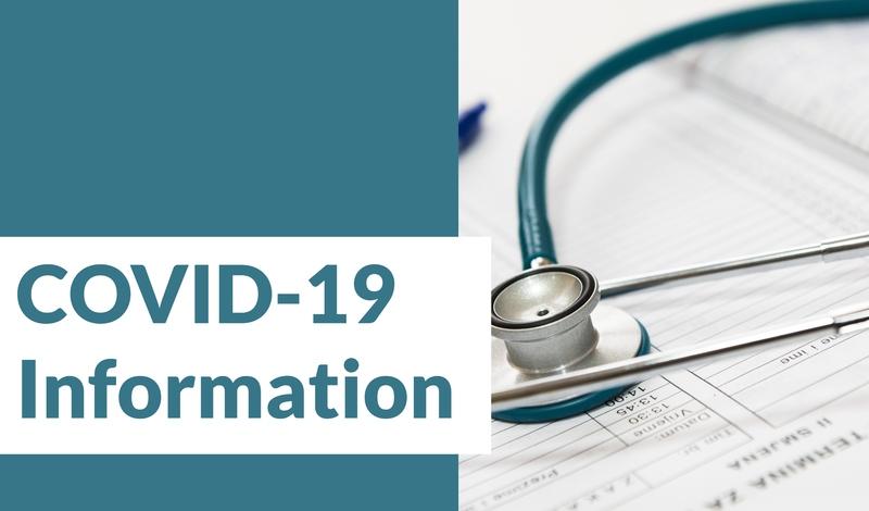 COVID-19 INFORMATION GRAPHIC