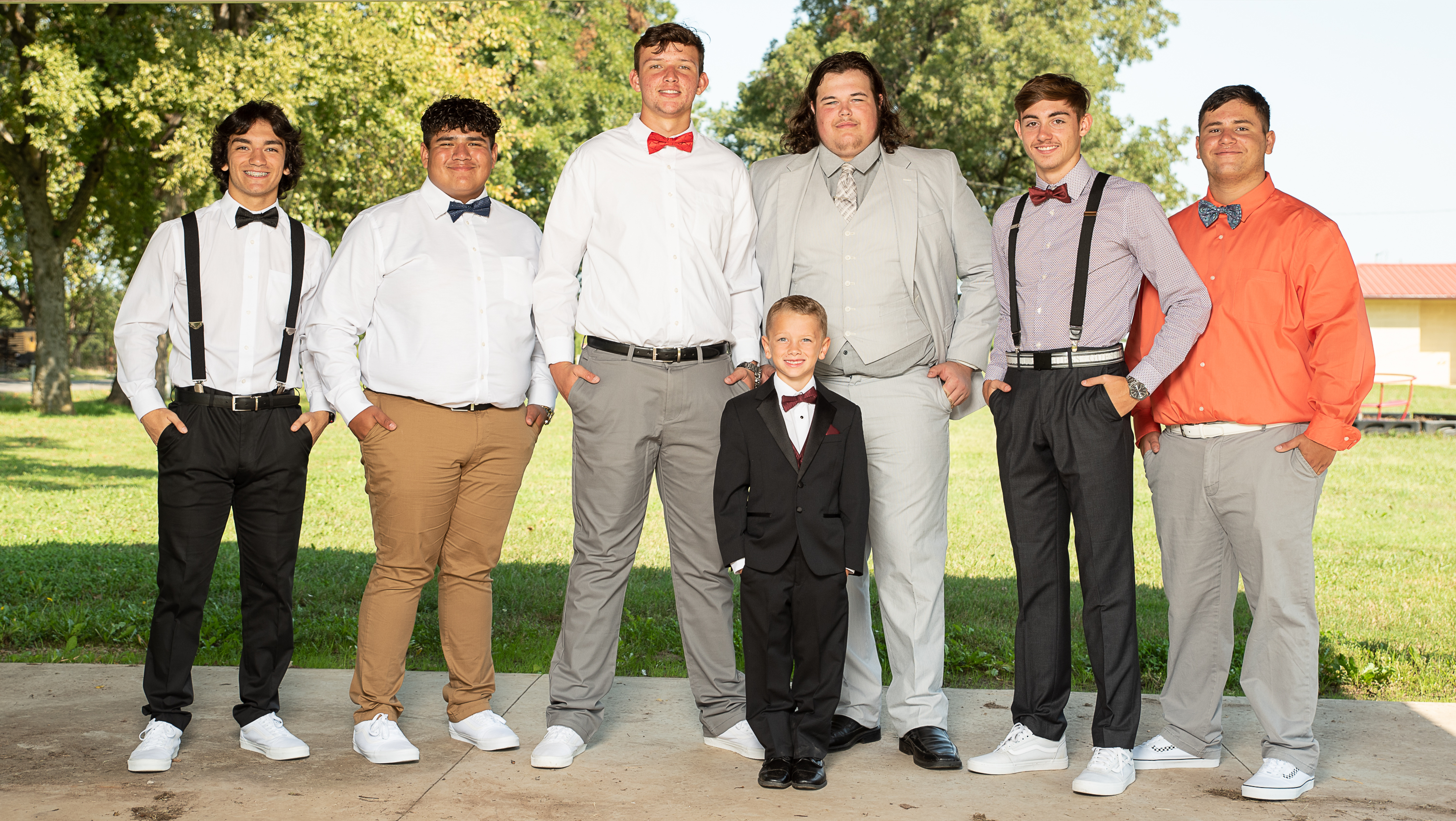 Homecoming pictures