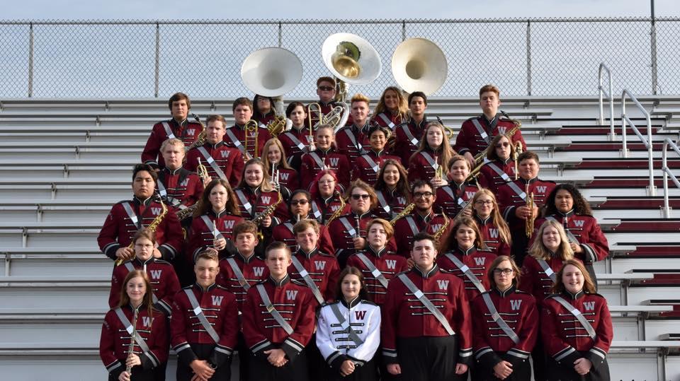 Wynnewood High School Band