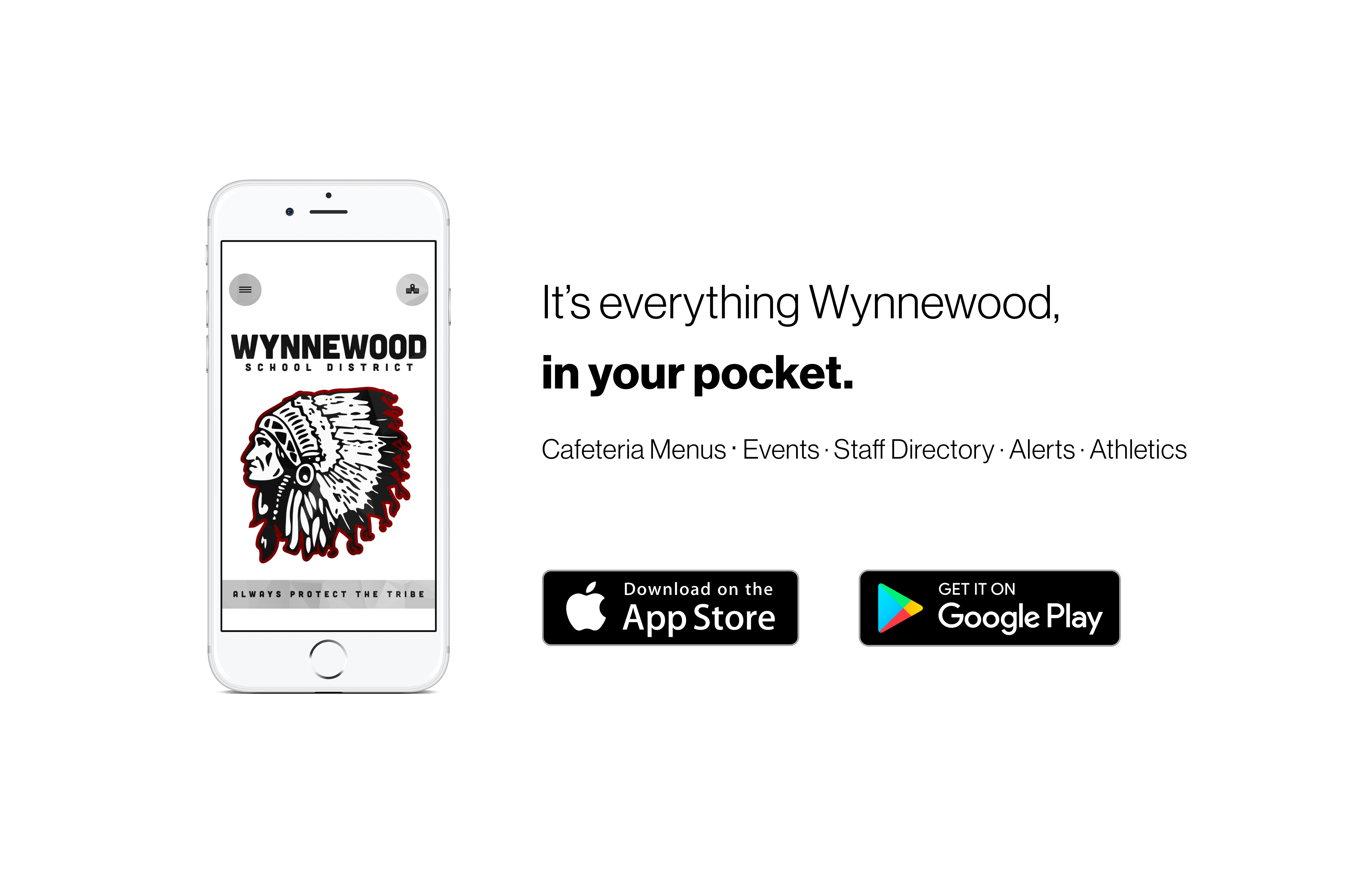 It's everything Wynnewood in your pocket.