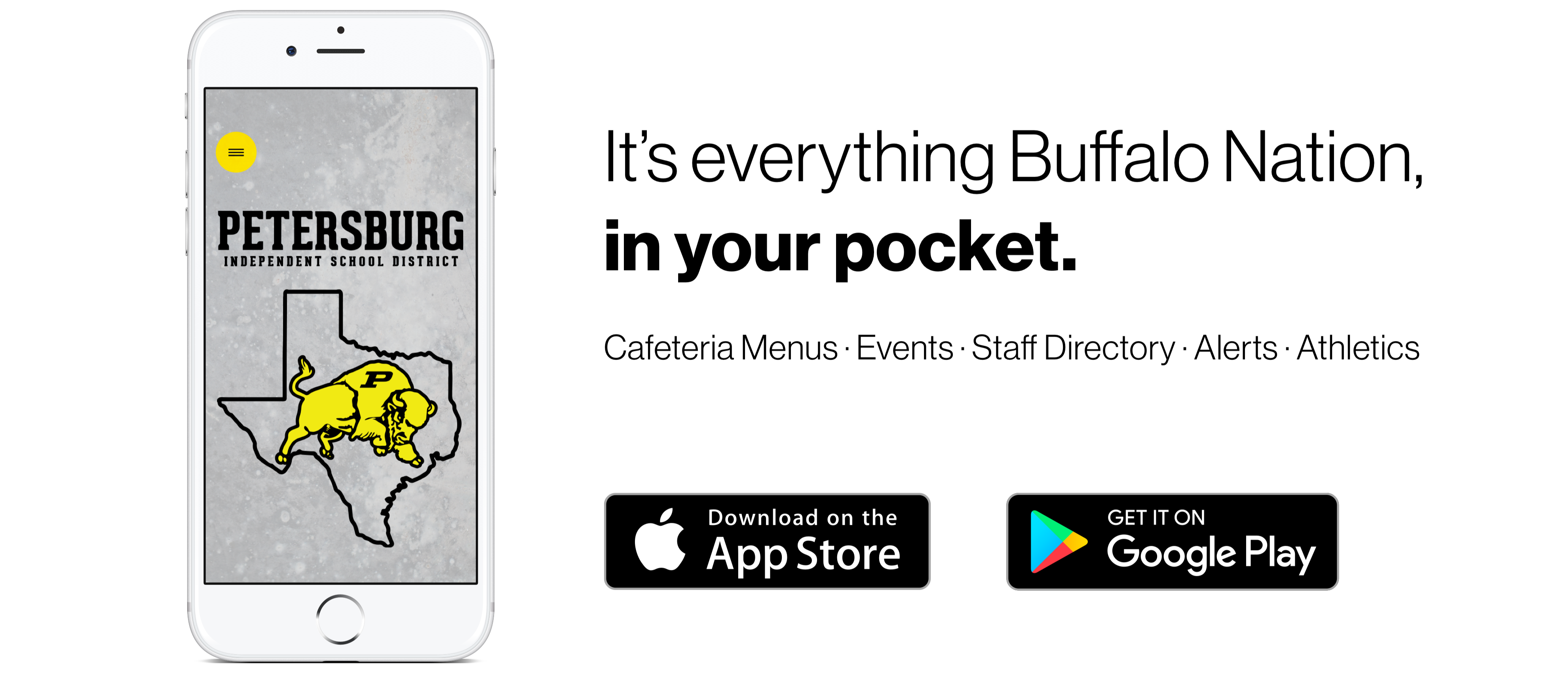 It's everything Buffalo Nation, in your pocket.