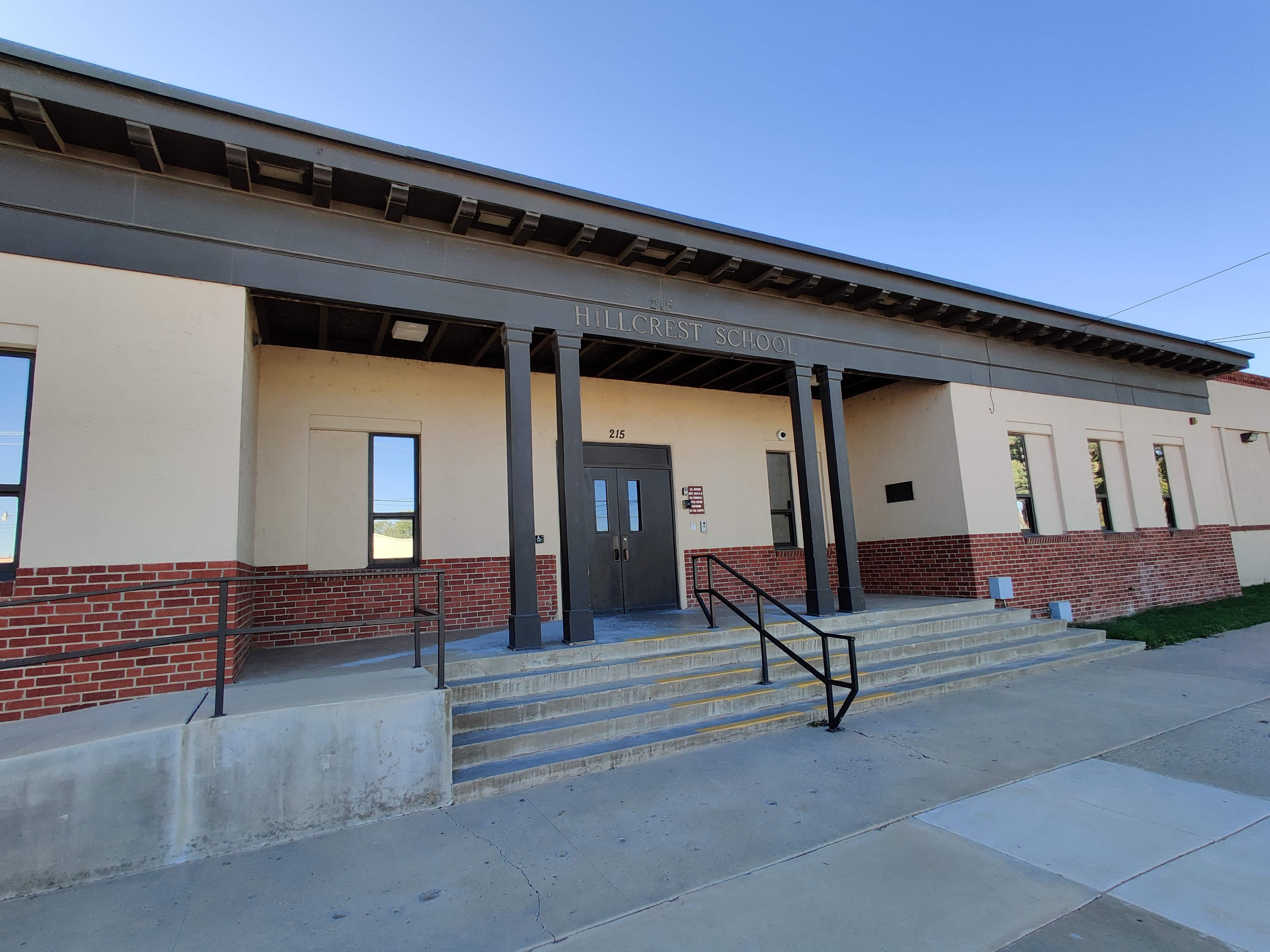 Hillcrest Entrance