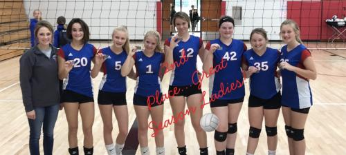 MS Volleyball 2017