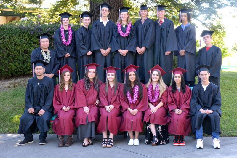 Laguna Graduating Class