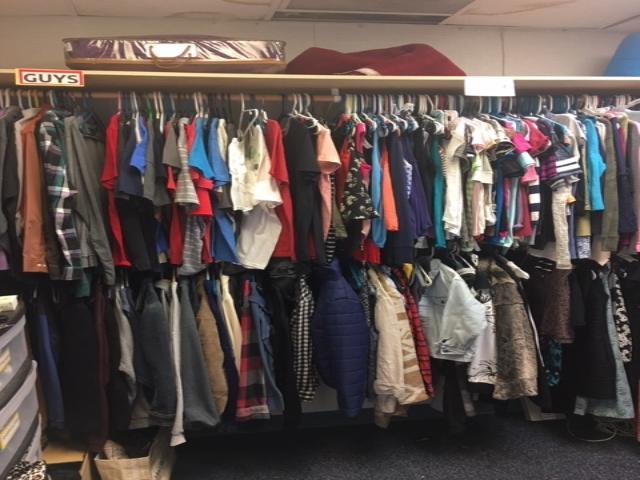 Laguna High School Clothing Closet