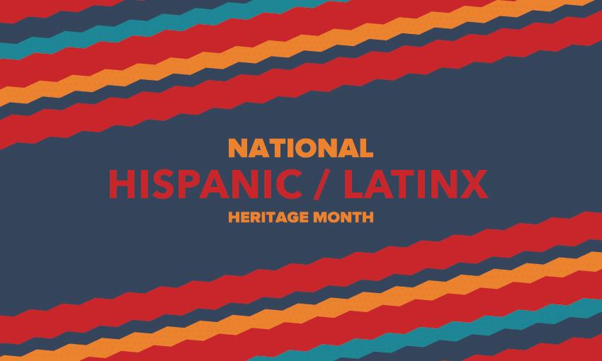 Hispanic-Latinx Heritage Month Banner