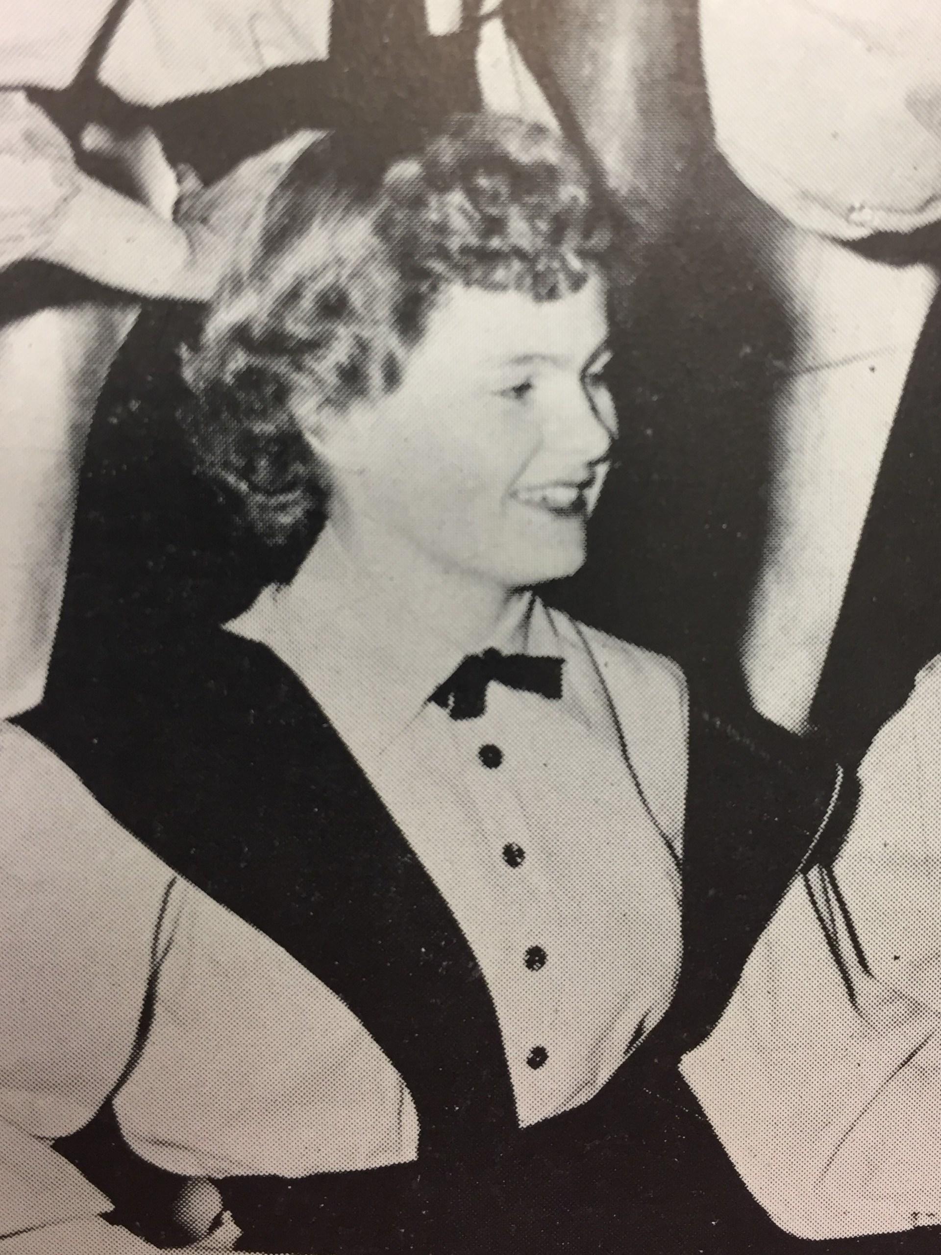 Photo of Betsy Morrill Brunner.