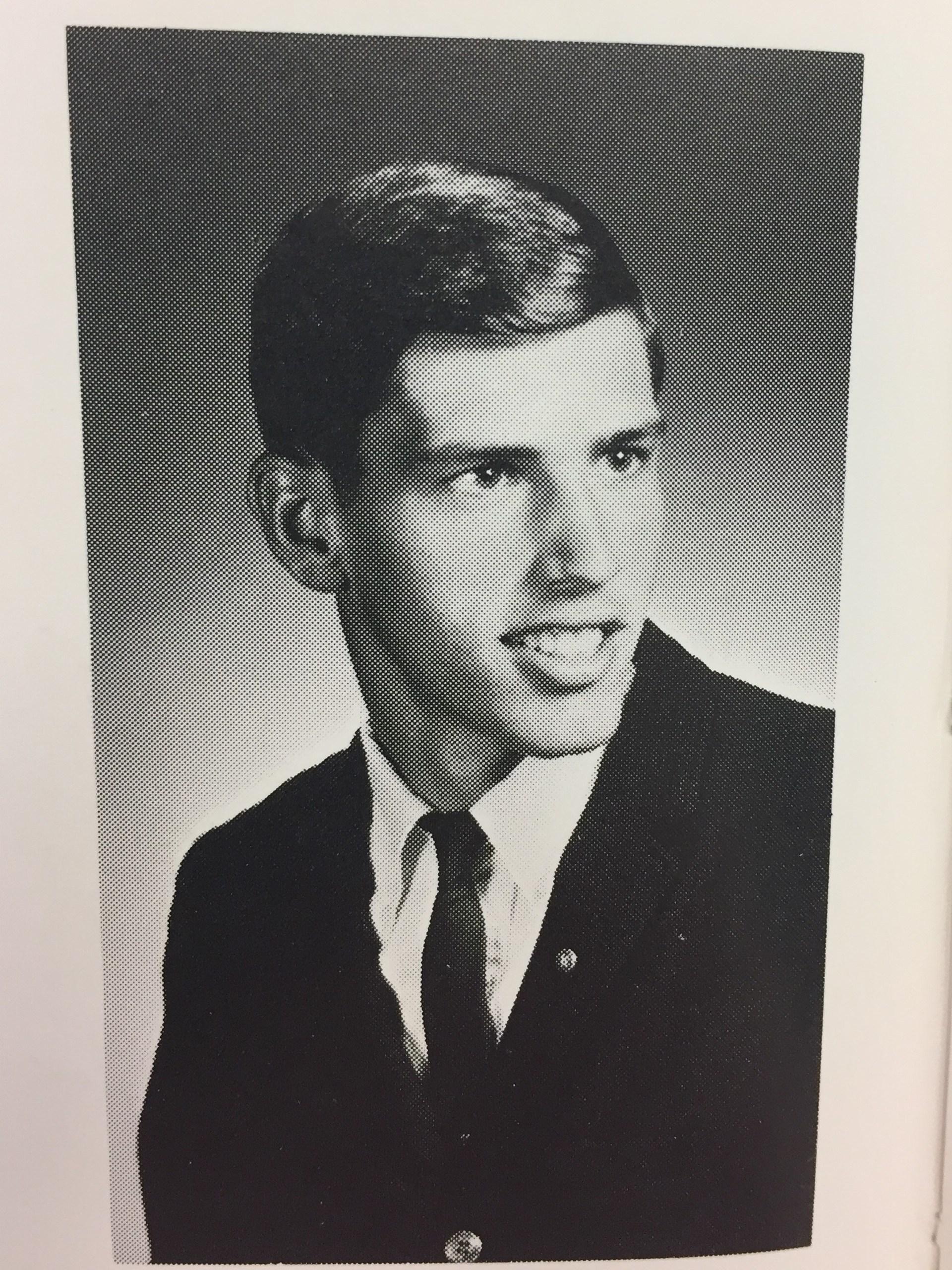 Photo of Bob Fisher.