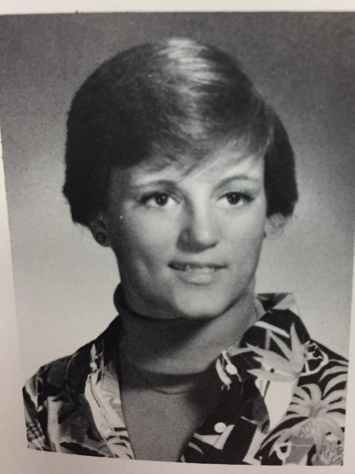 A photo of Carol Wagner Barbee.