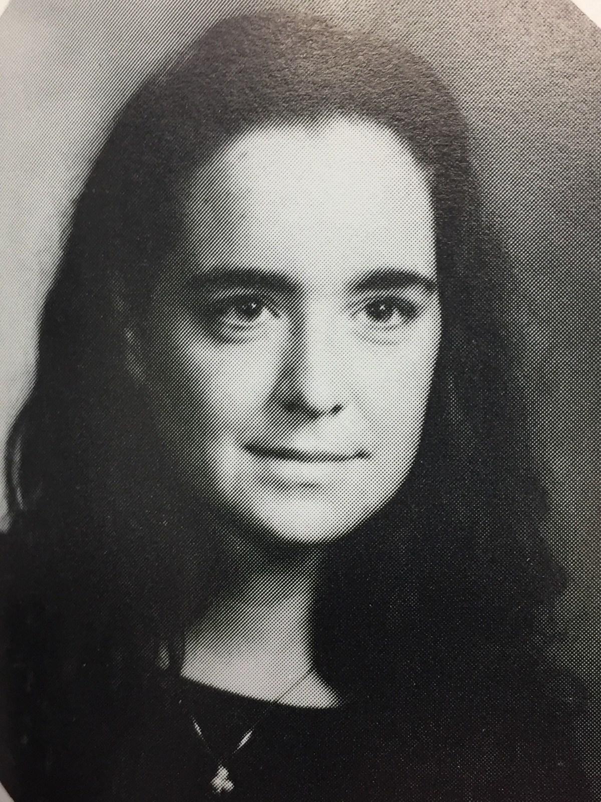 Photo of Ann O'Hara.