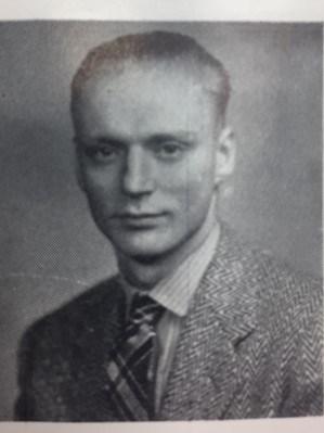 Photo of John Morgan.