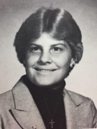 A photo of Bernadette Powell Bamberger.