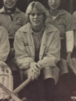 Photo of Val Ackerman.