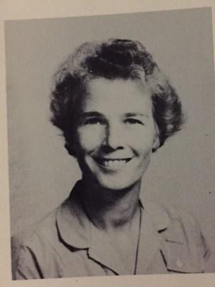 Photo of Grace Barnhart.