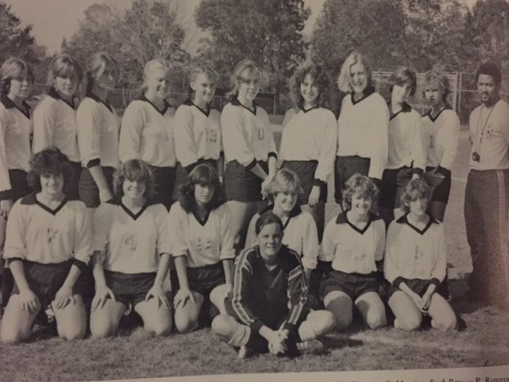 Photo of the 1982 Team.