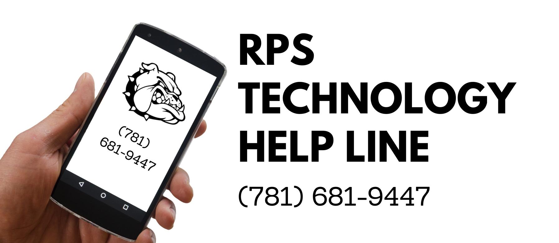 RPS Technology Help Line