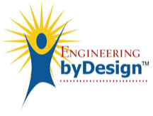 ENGINEERING BY DESIGN LOGO