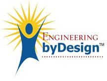 ENGINEERING BY DESIGN LOGO