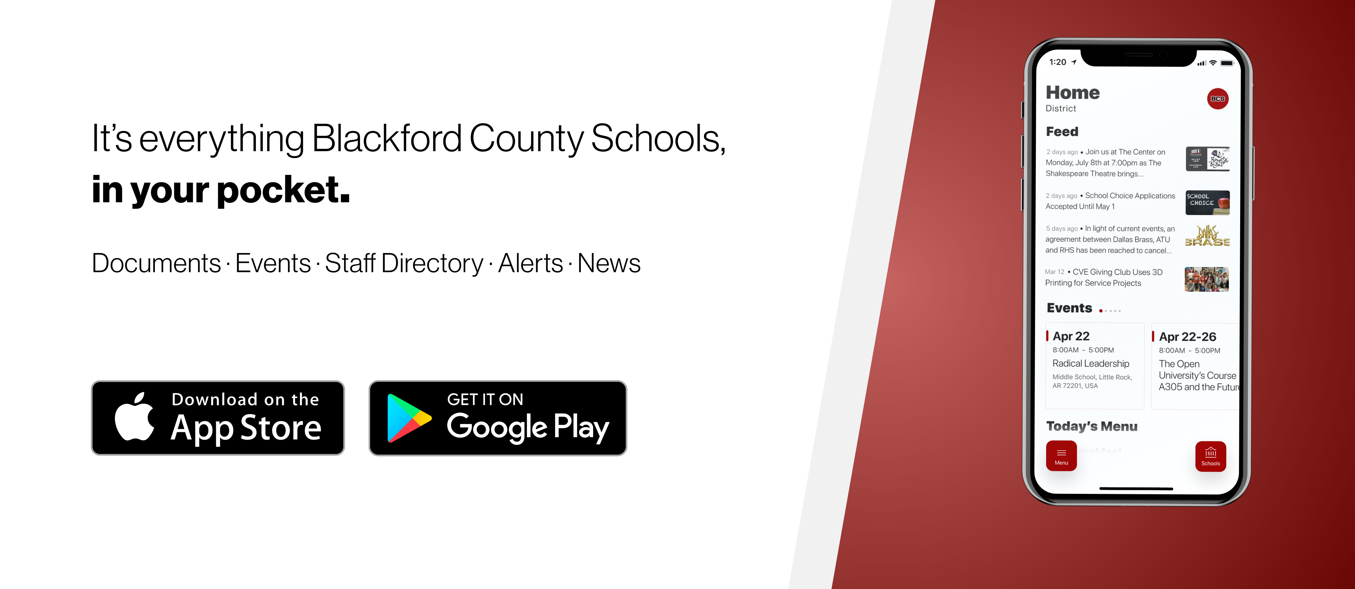 everything blackford county schools in your pocket