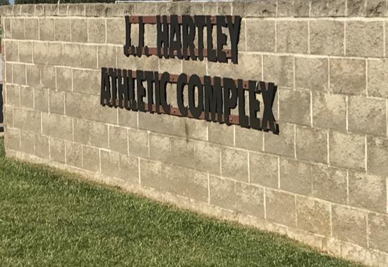 J.J. HARTLEY ATHLETIC COMPLEX