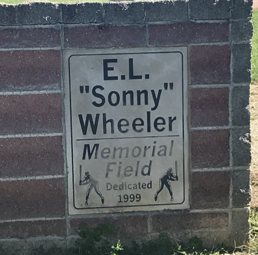 E.L. SONNY WHEELER BASEBALL FIELD