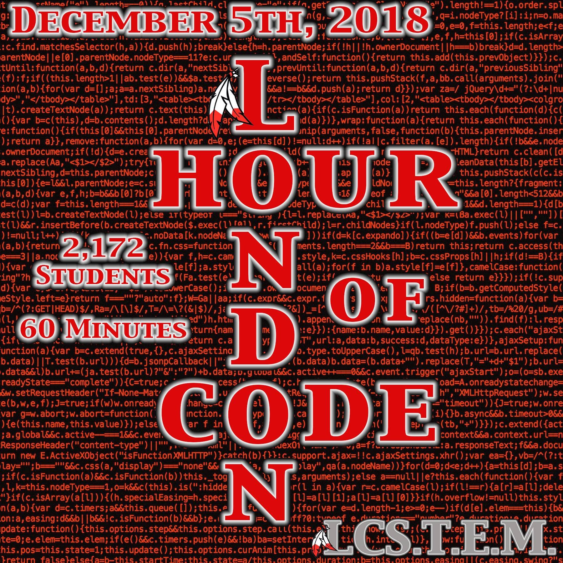 DISTRICT HOUR OF CODE