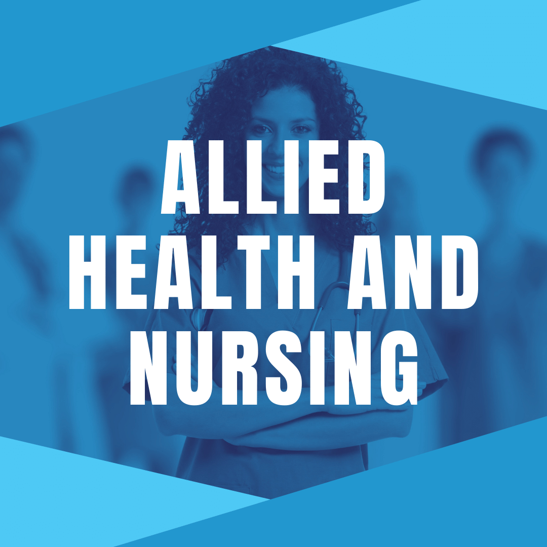 allied health and nursing