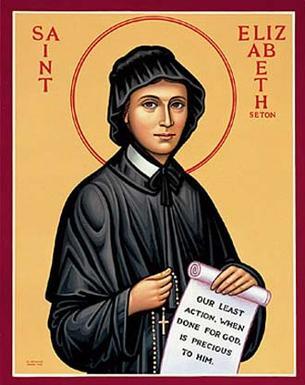 St. Elizabeth Ann Seaton