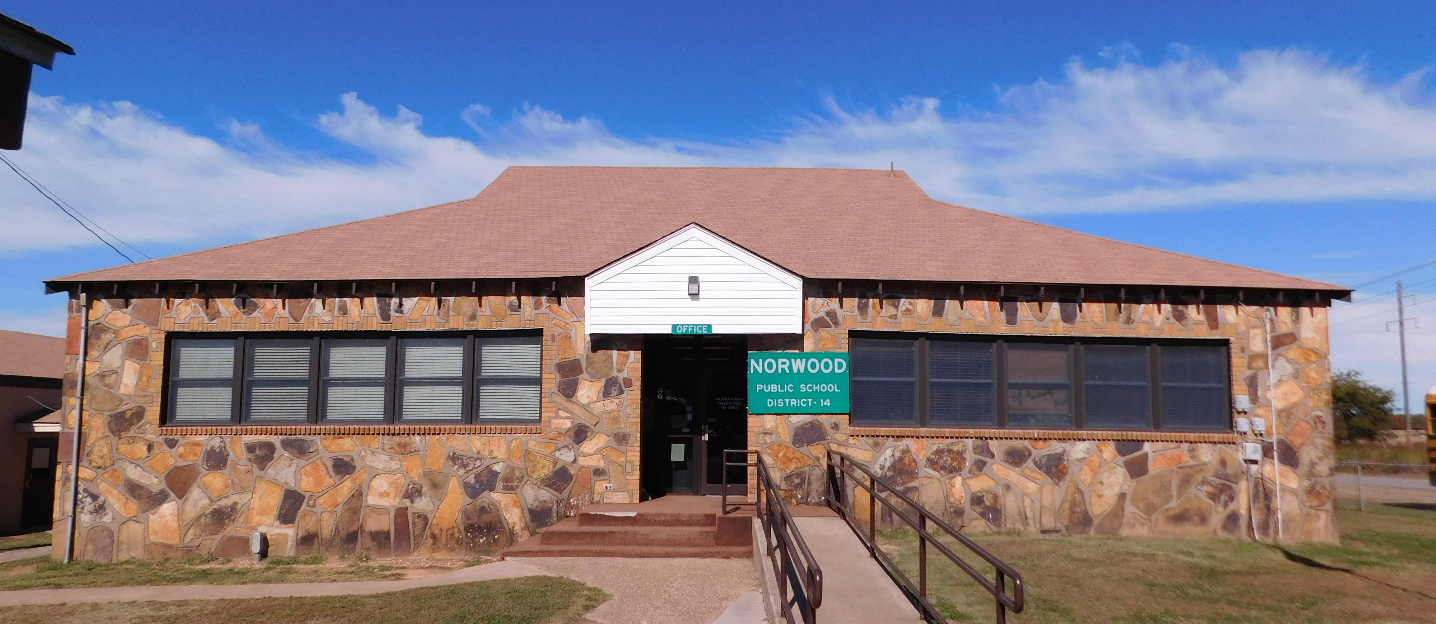 Norwood School Building