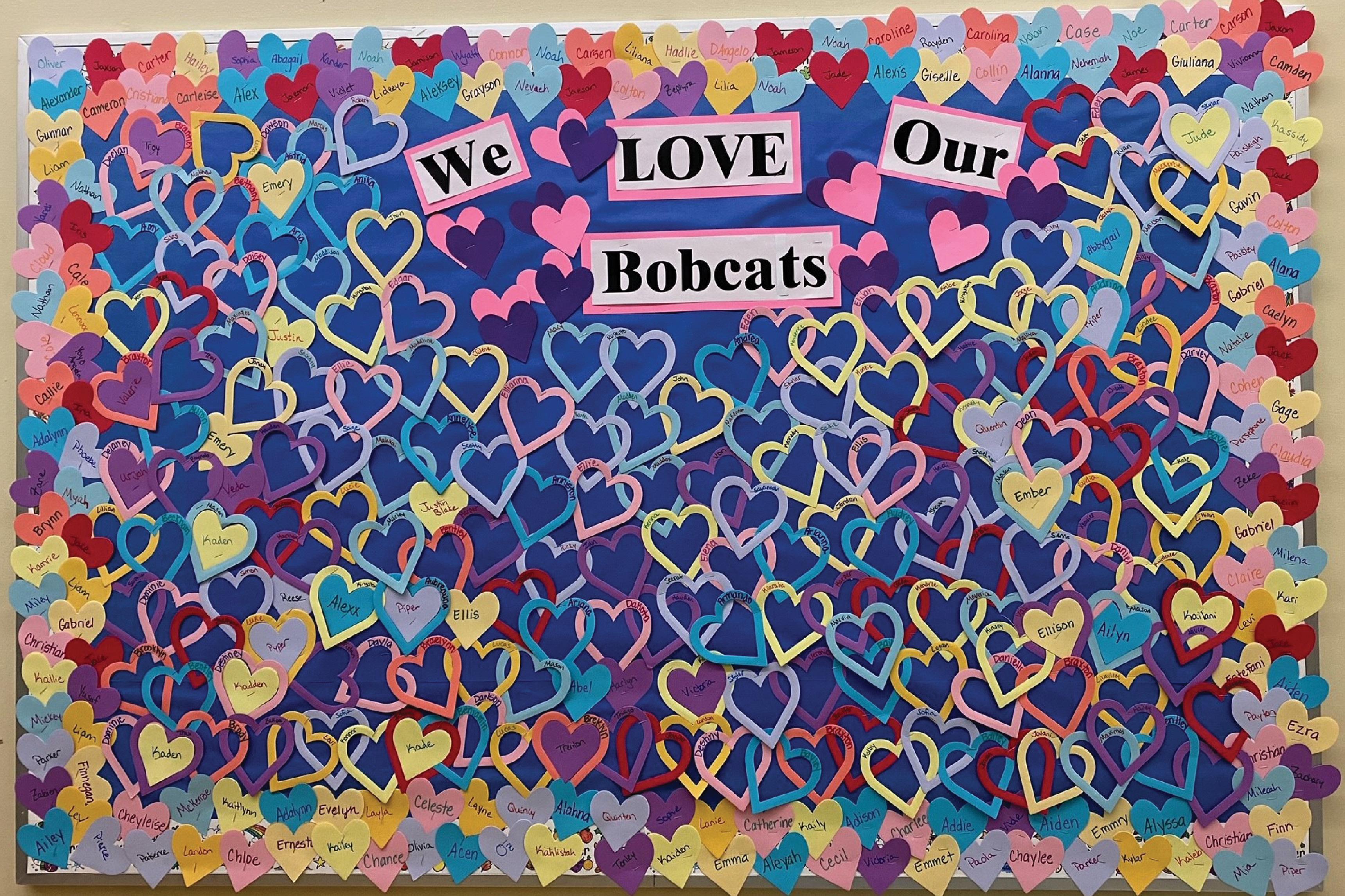 Beacon Hill love board