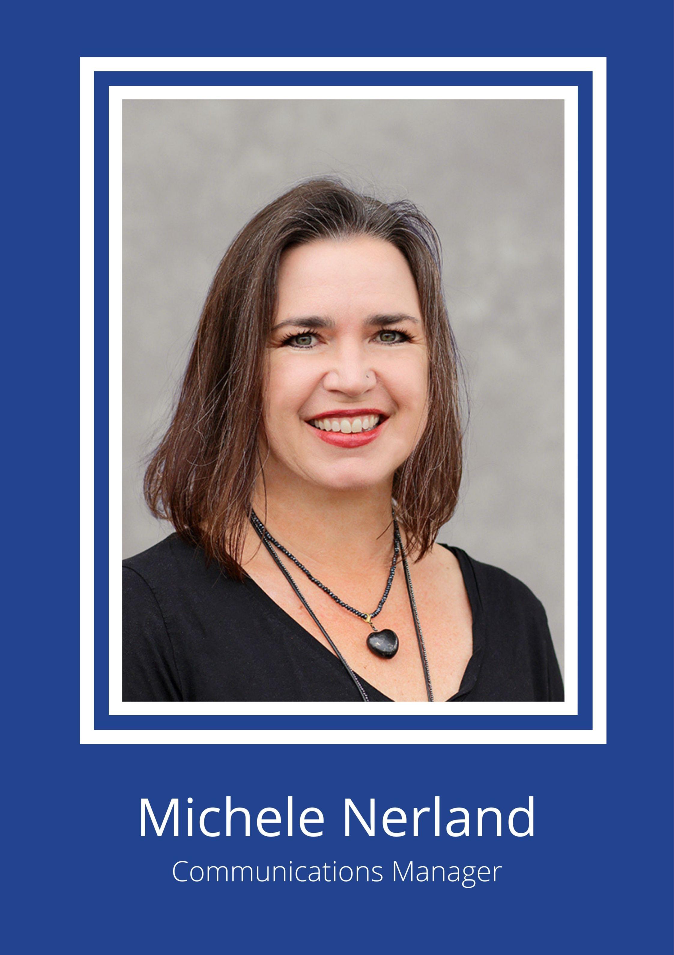 Photo of Michele Nerland.