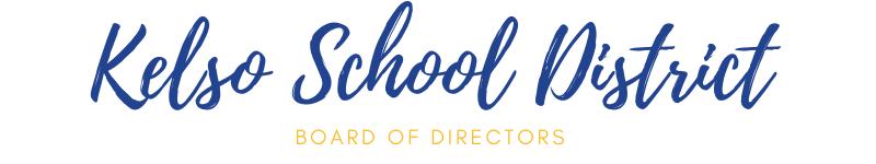 Kelso School District Board of Directors