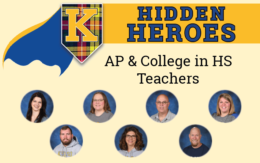 Photos of the AP & College in HS Teachers.