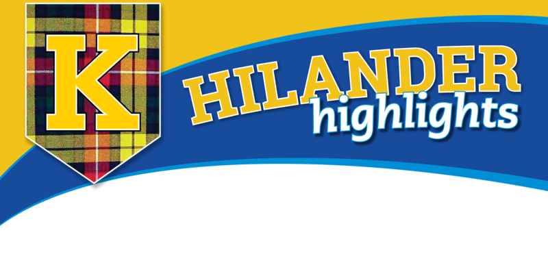 HILANDER HIGHLIGHTS