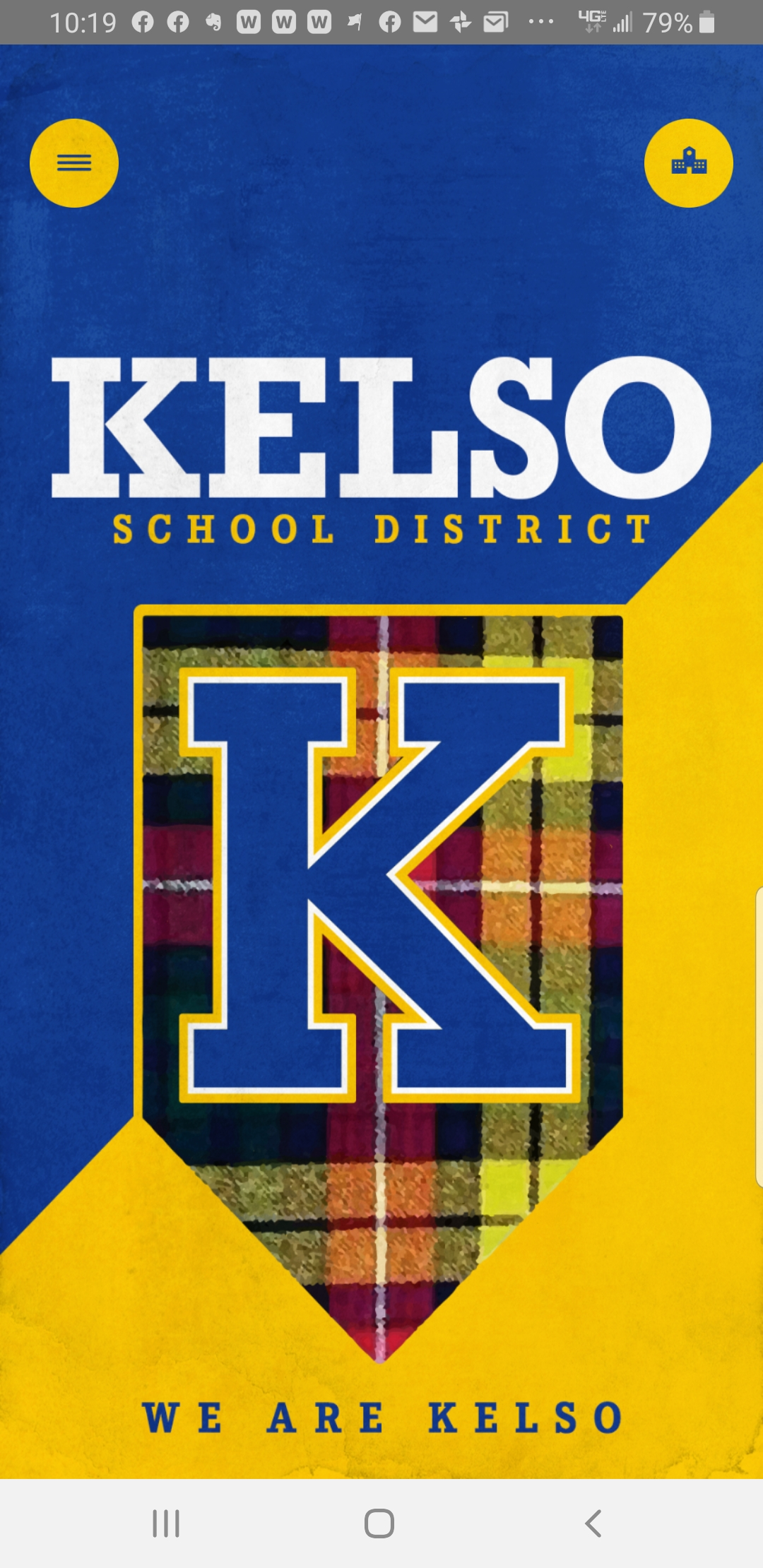 KELSO SCHOOL DISTRICT APP