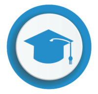 CAREER, COLLEGE & COMMUNITY READY ICON