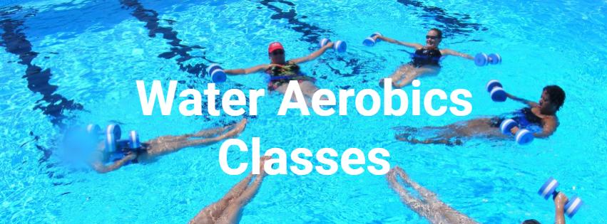 WATER AEROBICS CLASSES