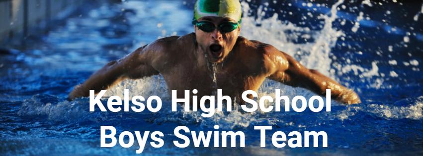 KELSO HIGH SCHOOL BOYS SWIM TEAM