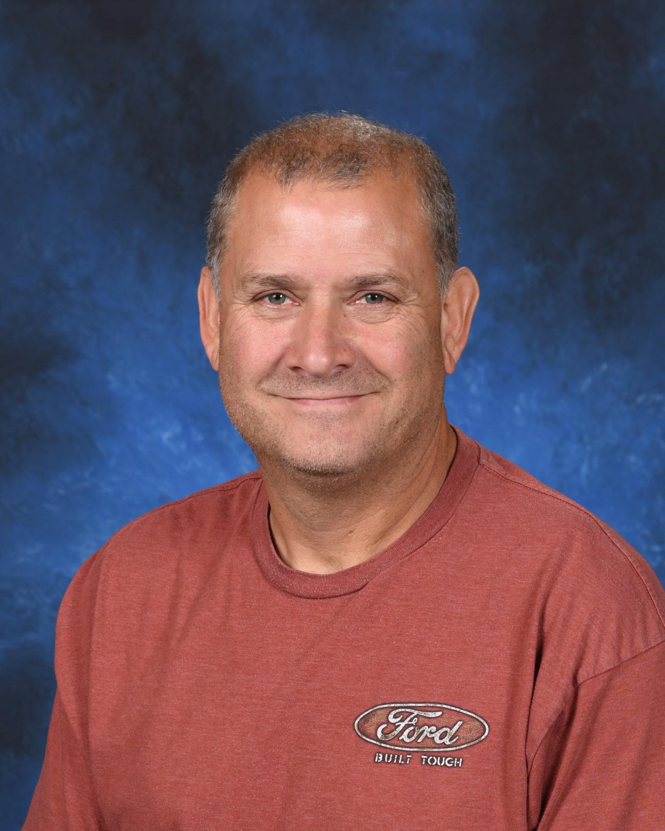 Photo of David Powell.