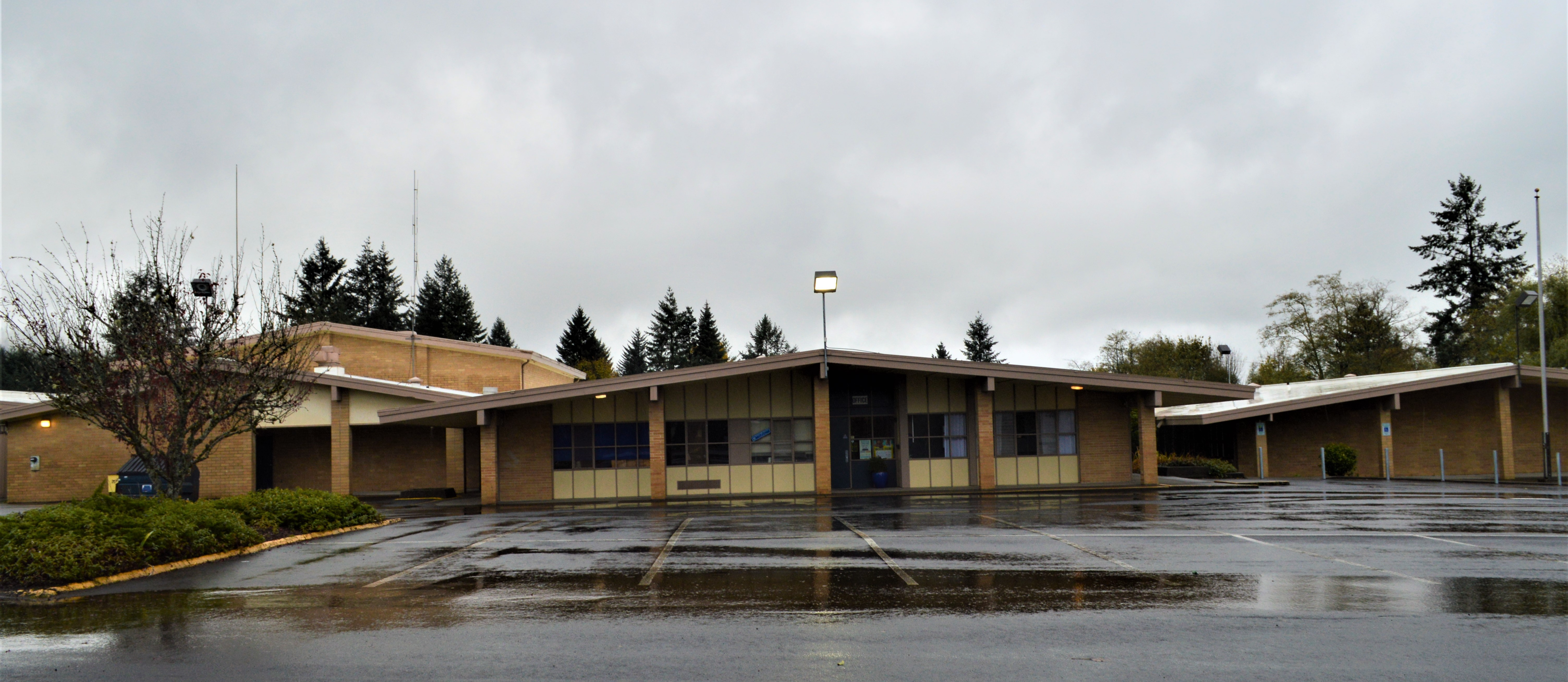 Beacon Hill Elementary has closed its doors and moved to Lexington Elementary